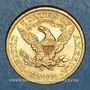Monnaies Etats Unis. 5 dollars 1900S. San Francisco. (PTL 900/1000. 8,36 g)