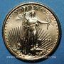 Monnaies Etats Unis. 5 dollars 1998. (PTL 917/1000. 3,39 g)