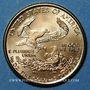 Monnaies Etats Unis. 5 dollars 1999. (PTL 917‰. 3,39 g)
