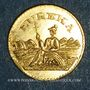 Monnaies Etats Unis. Californie.  California Gold-Charm 1884