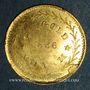 Monnaies Etats Unis. Californie.  California Gold-Charm 1886