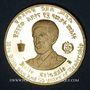 Monnaies Ethiopie. Hailé Selassié I (1930-1936, 1941-1974). 10 dollars 1966. (PTL 900/1000. 4 g)