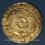 Monnaies Francfort. Frédéric III (1481-1493). Florin d'or