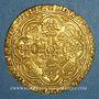 Monnaies Grande Bretagne. Edouard III (1327-1377). Noble, n.d. (1369-1377)