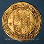 Monnaies Grande Bretagne. Edouard VI (1547-1553). 1/2 souverain (1551-1553)