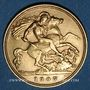 Monnaies Grande Bretagne. Edouard VII (1901-1910). 1/2 souverain 1905. (PTL 917/1000. 3,99 g)