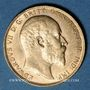 Monnaies Grande Bretagne. Edouard VII (1901-1910). Souverain 1904. (PTL 917‰. 7,99 g)