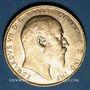 Monnaies Grande Bretagne. Edouard VII (1901-1910). Souverain 1907. (PTL 917/1000. 7,99 g)
