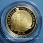 Monnaies Grande Bretagne. Elisabeth II (1952- ). 25 livres 2016. (PTL 999,9‰. 7,80 g (= 1/4 once)