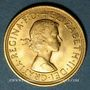 Monnaies Grande Bretagne. Elisabeth II (1952- /). Souverain 1958. (PTL 917/1000. 7,99 g)