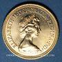 Monnaies Grande Bretagne. Elisabeth II (1952- /). Souverain 1980. (PTL 917‰. 7,99 g)