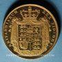 Monnaies Grande Bretagne. Georges IV (1820-1830). 2 pounds 1826. Proof. (PTL 917/1000. 15,97 g)
