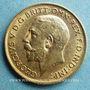 Monnaies Grande Bretagne. Georges V (1910-1936). 1/2 souverain 1913. (PTL 917‰. 3,99 g)