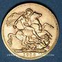 Monnaies Grande Bretagne. Georges V (1910-1936). Souverain 1912. Londres. (PTL 917‰. 7,99 g)