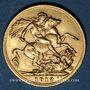 Monnaies Grande Bretagne. Georges V (1910-1936). Souverain 1912. Londres. (PTL 917/1000. 7,99 g)