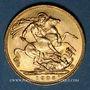 Monnaies Grande Bretagne. Georges V (1910-1936). Souverain 1925. Londres. (PTL 917‰. 7,99 g)