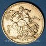 Monnaies Grande Bretagne. Victoria (1837-1901). Souverain 1876. (PTL 917‰. 7,99 g)