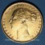 Monnaies Grande Bretagne. Victoria (1837-1901). Souverain 1876. (PTL 917/1000. 7,99 g)