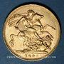 Monnaies Grande Bretagne. Victoria (1837-1901). Souverain 1895. (PTL 917‰. 7,99 g)