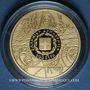 Monnaies Gréce. 200 euro 2016. Culture grecque - Philisophe : Demokritos. (PTL 916‰. 7,98 g)