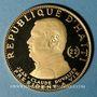 Monnaies Haïti. République. 1 000 gourdes 1973. (PTL 900‰. 14,74 g)
