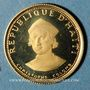 Monnaies Haïti. République. 100 gourdes 1973. (PTL 900‰. 1,45 g)