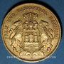 Monnaies Hambourg. 20 mark 1899 J. (PTL 900‰. 7,96 g)