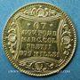Monnaies Hambourg. ducat 1864