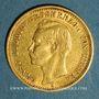 Monnaies Hesse. Ernest Ludwig (1892-1918). 10 mark 1898 (PTL 900‰. 3,98 g)