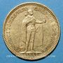 Monnaies Hongrie. François Joseph I (1848-1916). 10 couronnes 1903 KB. (PTL 900‰. 3,39 g)