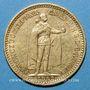 Monnaies Hongrie. François Joseph I (1848-1916). 10 couronnes 1903KB. (PTL 900/1000. 3,39 g)