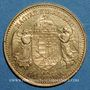 Monnaies Hongrie. François Joseph I (1848-1916). 10 couronnes 1904 KB. (PTL 900‰. 3,39 g)