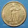 Monnaies Hongrie. François Joseph I (1848-1916). 10 couronnes 1904. (PTL 900‰. 3,39 g)