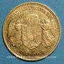 Monnaies Hongrie. François Joseph I (1848-1916). 10 couronnes 1904. (PTL 900/1000. 3,39 g)