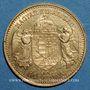 Monnaies Hongrie. François Joseph I (1848-1916). 10 couronnes 1904KB. (PTL 900/1000. 3,39 g)