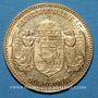 Monnaies Hongrie. François Joseph I (1848-1916). 10 couronnes 1906. (PTL 900‰. 3,39 g)