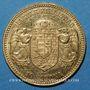 Monnaies Hongrie. François Joseph I (1848-1916). 10 couronnes 1907 KB. (PTL 900‰. 3,39 g)