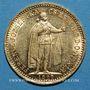 Monnaies Hongrie. François Joseph I (1848-1916). 10 couronnes 1907. (PTL 900/1000. 3,39 g)