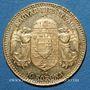 Monnaies Hongrie. François Joseph I (1848-1916). 10 couronnes 1911. (PTL 900‰. 3,39 g)