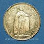 Monnaies Hongrie. François Joseph I (1848-1916). 10 couronnes 1911. (PTL 900/1000. 3,39 g)