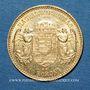 Monnaies Hongrie. François Joseph I (1848-1916). 10 couronnes 1913. (PTL 900‰. 3,39 g)