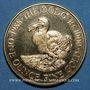 Monnaies Ile Maurice. 1 000 roupies 1988. (PTL 917‰. 34,05 g)