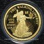 Monnaies Iles Cook. Elisabeth II (1952 -/). 5 dollars 2015 (PTL 999‰. 0,5 g)