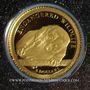 Monnaies Iles Salomon. Elisabeth II (1952 - /). 5 dollars 2010. (PTL 999‰. 0,5 g)