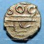 Monnaies Inde. Mysore (vers 1660-1700). Kanthiraya-fanam