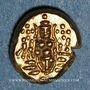 Monnaies Inde Néerlandaise. Tuticorin. Pagode d'or 1784-1794.