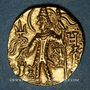 Monnaies Inde. Royaume des Kouchans. Shaka I (vers 300-330). Statère
