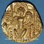 Monnaies Inde. Royaume des Kouchans. Vasudeva II (vers 290-310). Statère