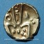 Monnaies Inde. Vijayanagar. Nayakas de Chitradurga. Madakeri Nayaka et ses successeurs (1565-1779). Fanam