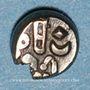 Monnaies Indes Néerlandaises. Nagapatnam. Fanam (17e - 18e siècle)